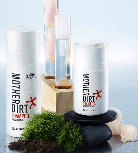 Mother Dirt Biome Friendly Shampoo