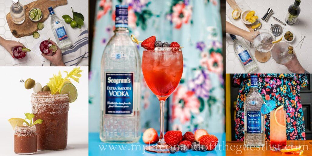 Seagram's Extra Smooth Vodka Wins Platinum Medal - Best Vodka Award