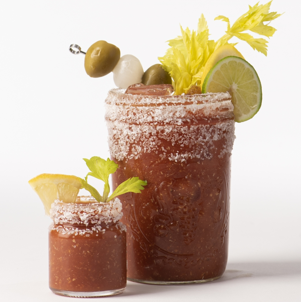 Seagram's Vodka Classic Bloody Mary
