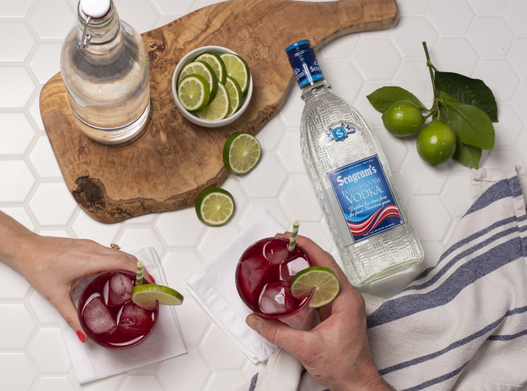 Seagram's Extra Smooth Vodka Wins Platinum Medal - Best Vodka Award