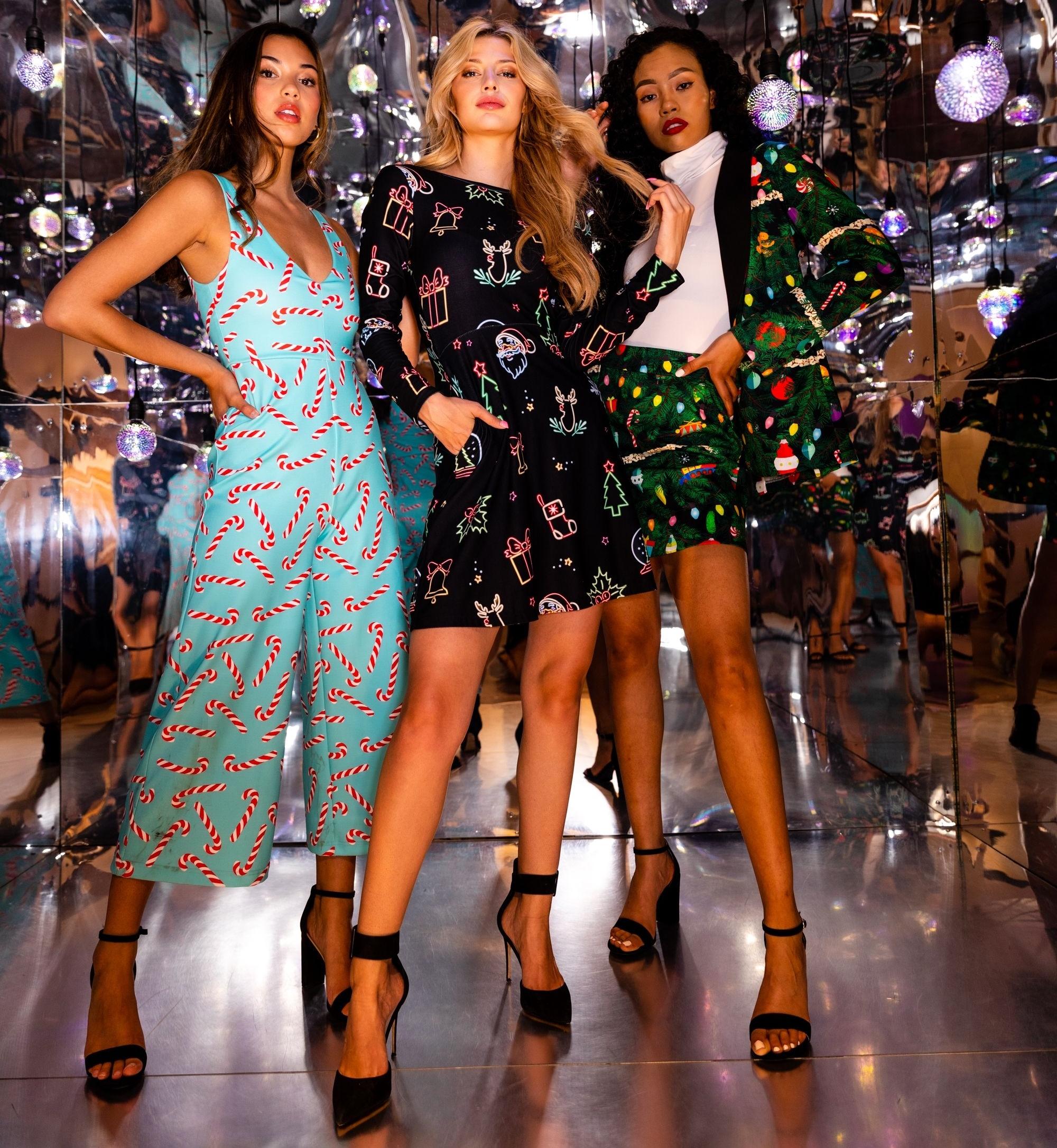 Shinesty Holiday Apparel: Holi-Slay in These Festive Fashions