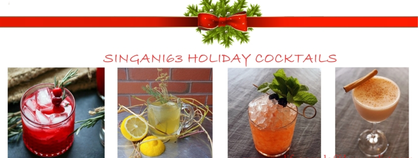Holiday Drink Ideas With Steven Soderbergh's Singani 63