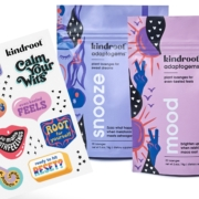 Kindroot Adaptogems: Helping You Survive Holiday and Pandemic Stress