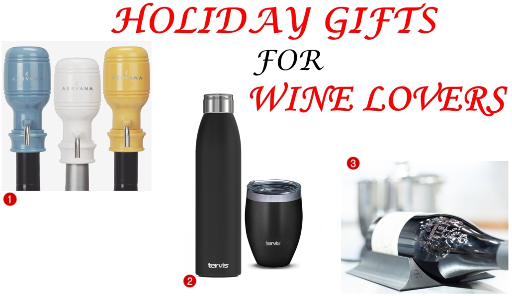 Holiday Gift Guide 2020: More Gifts for the Wine Lovers on Your List