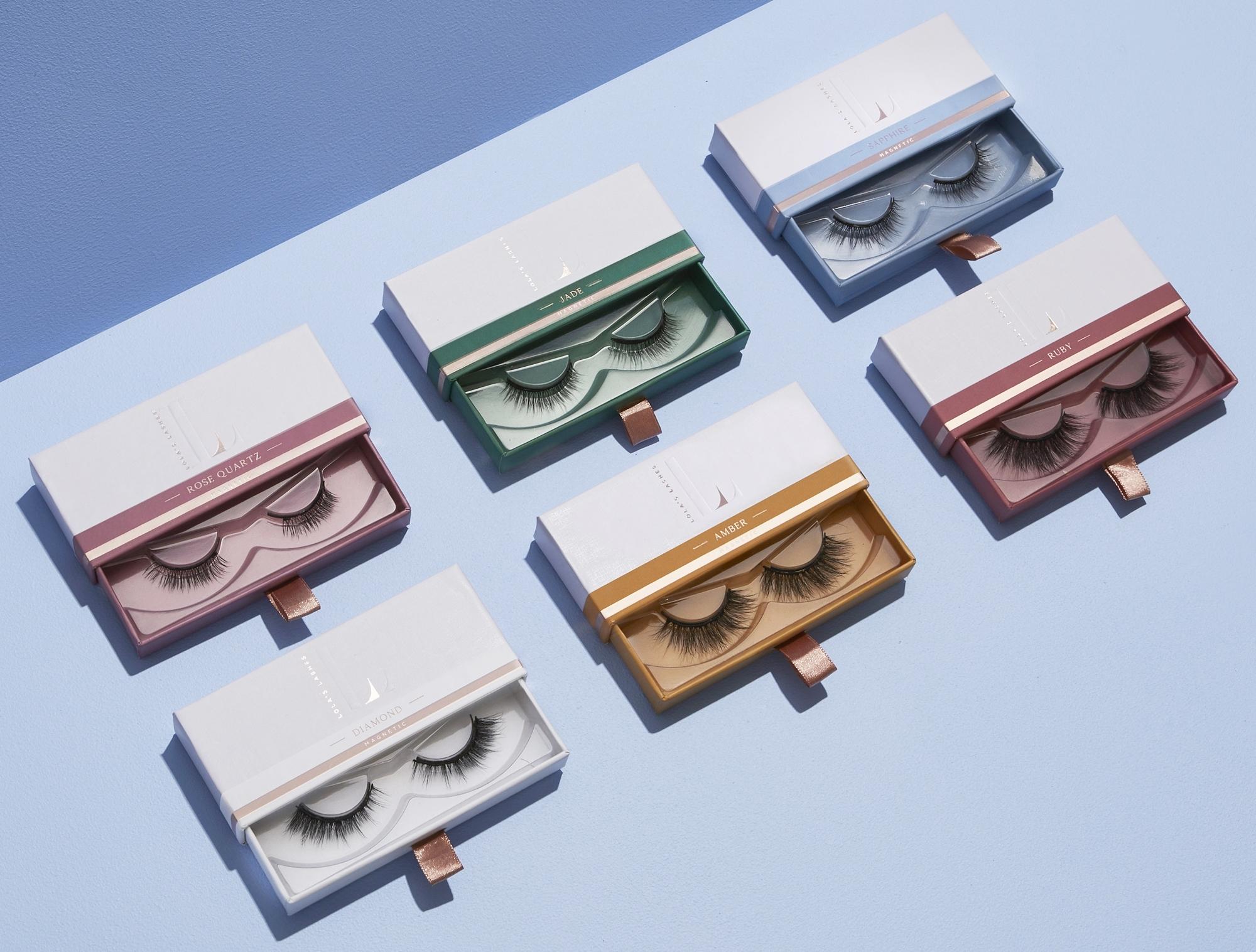 Lola's Lashes: The Magnetic Eyelashes Shaking Up the Beauty Industry