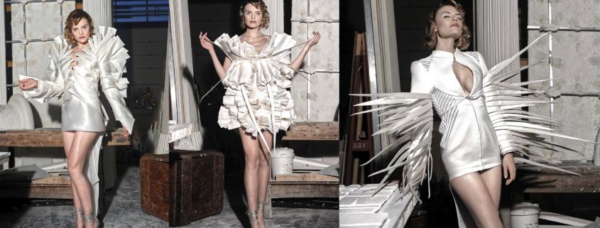 Paris Haute Couture Fashion Week: Farhad Re SS2021 Collection