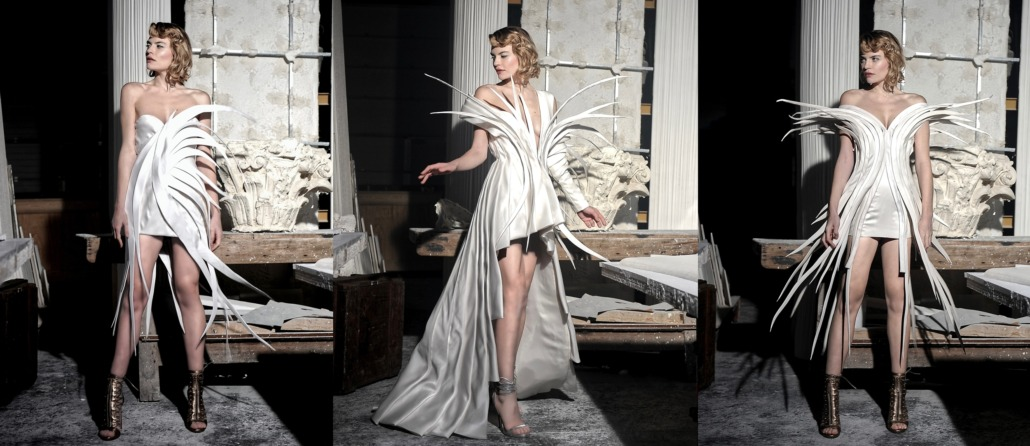 Paris Haute Couture Fashion Week: Farhad Re SS2021 Collection