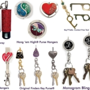 Finders Key Purse: Fill The New Year with Fashion, Function and Safety