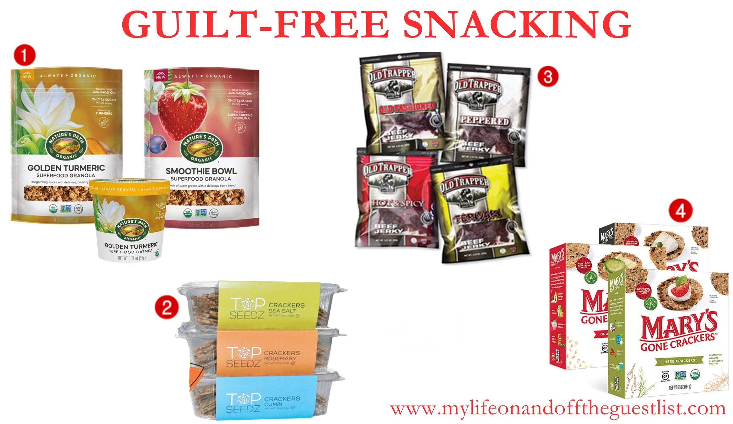 Guilt-Free Snacking: It's Okay to Overindulge on These Healthy Snacks
