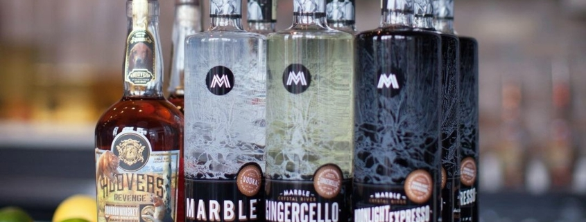 Marble Distilling Co: Drink Sustainably with these Spirits with a Conscience