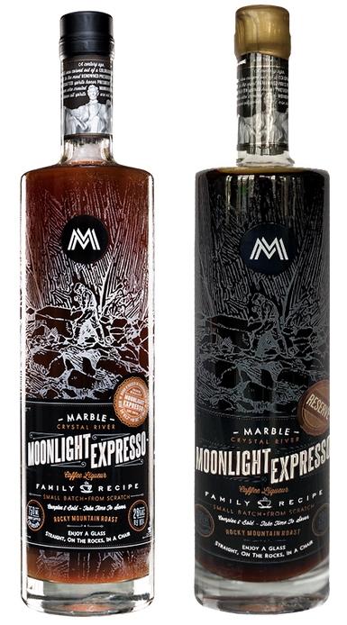 Moonlight Expresso Small-Batch Vodka
