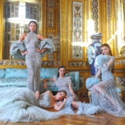 Paris Haute Couture Fashion Week: Ziad Nakad SS2021 Collection