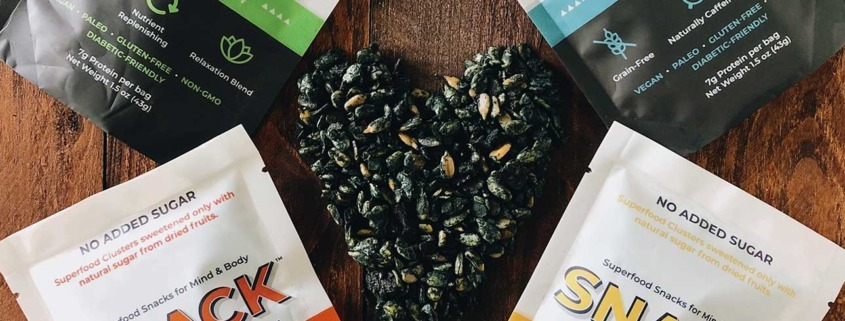 SNACK: A Tasty Superfood Cluster Powered by High-Protein Spirulina