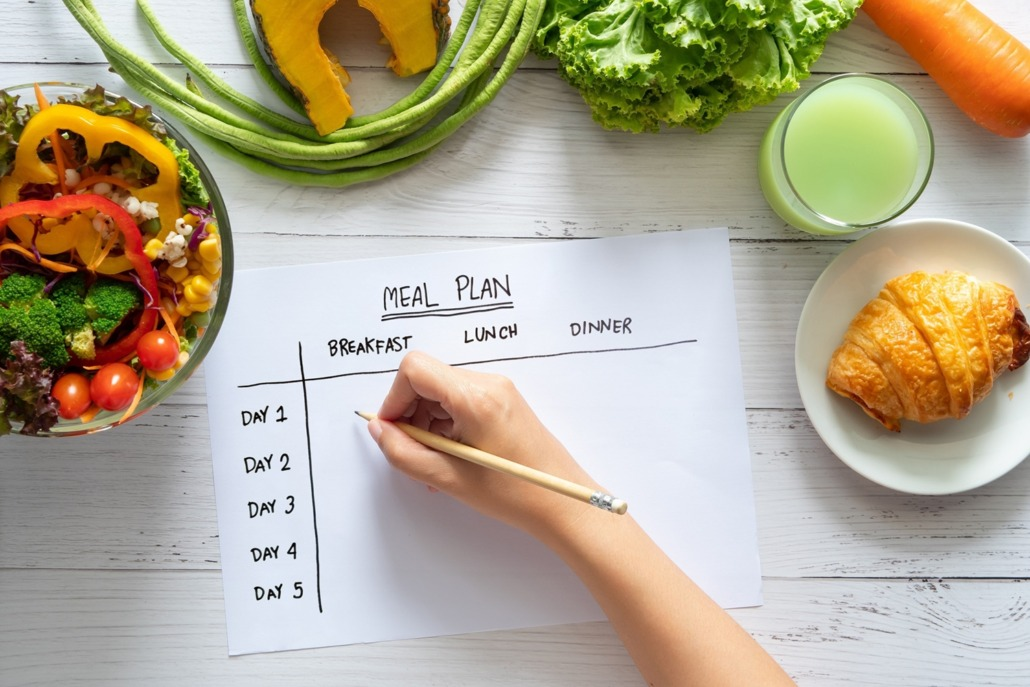 6 Tips for Starting a Healthier Diet in the New Year