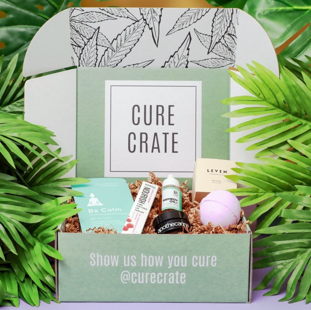 Celebrate Black-Owned Cannabis Businesses With Cure Crate