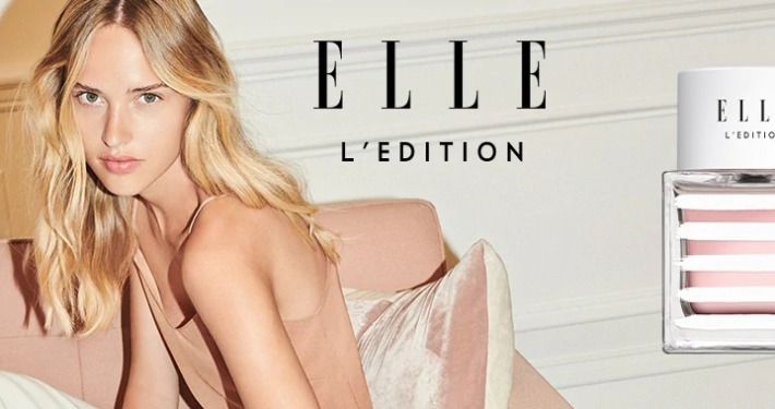 Fragrance of Love: Give Elle L'edition Eau de Parfum This Valentine's Day