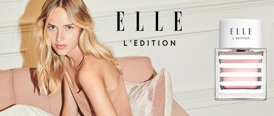 Fragrance of Love: Give Elle L'edition Eau de Parfum This Valentine's Day