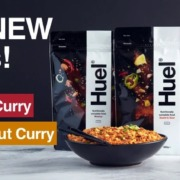 Huel Hot & Savory World's First Nutritionally Complete/Instant Curry Meals