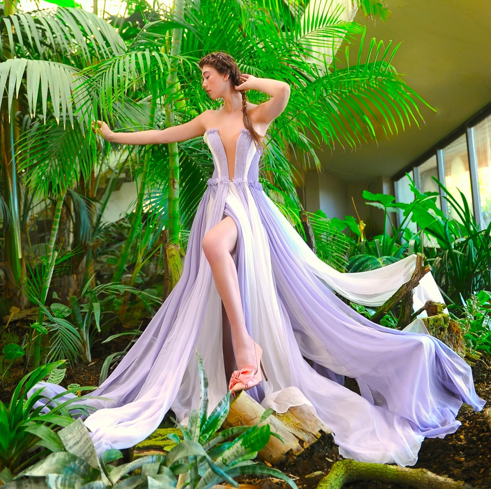 Paris Haute Couture Fashion Week: La Métamorphose SS2021 Collection