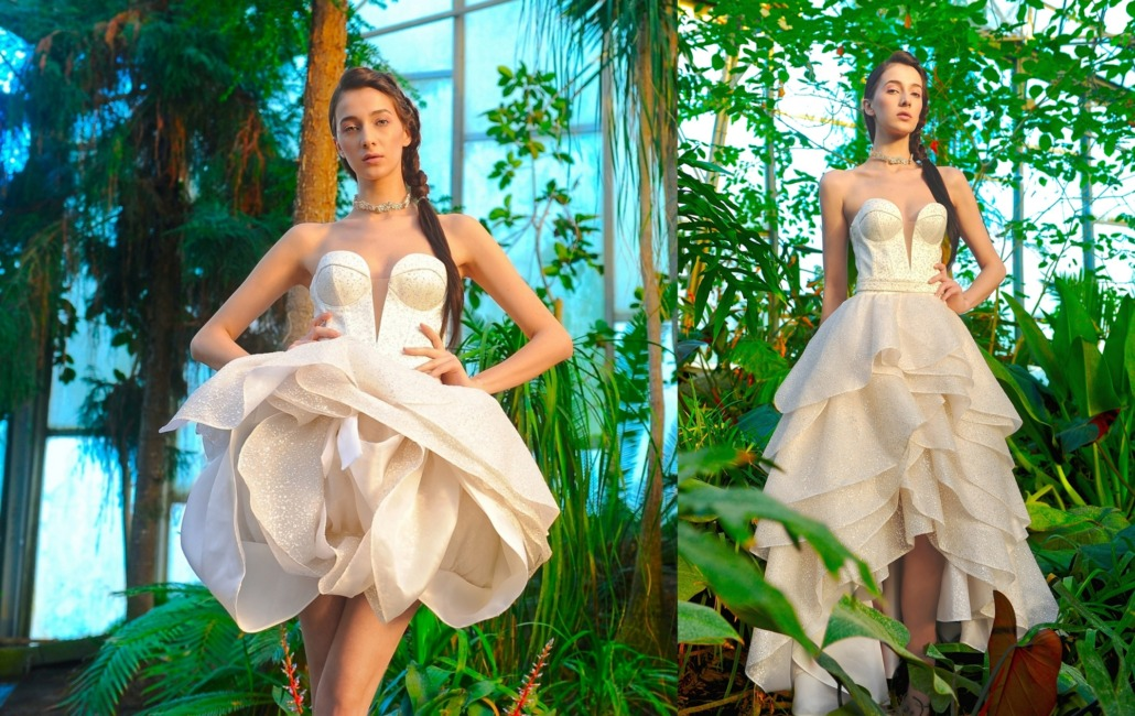 Paris Haute Couture Fashion Week: La Métamorphose SS2021 Collection