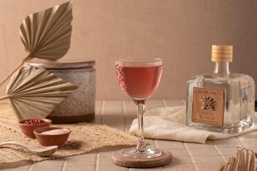 Los Arango Tequila La Reina Cocktail