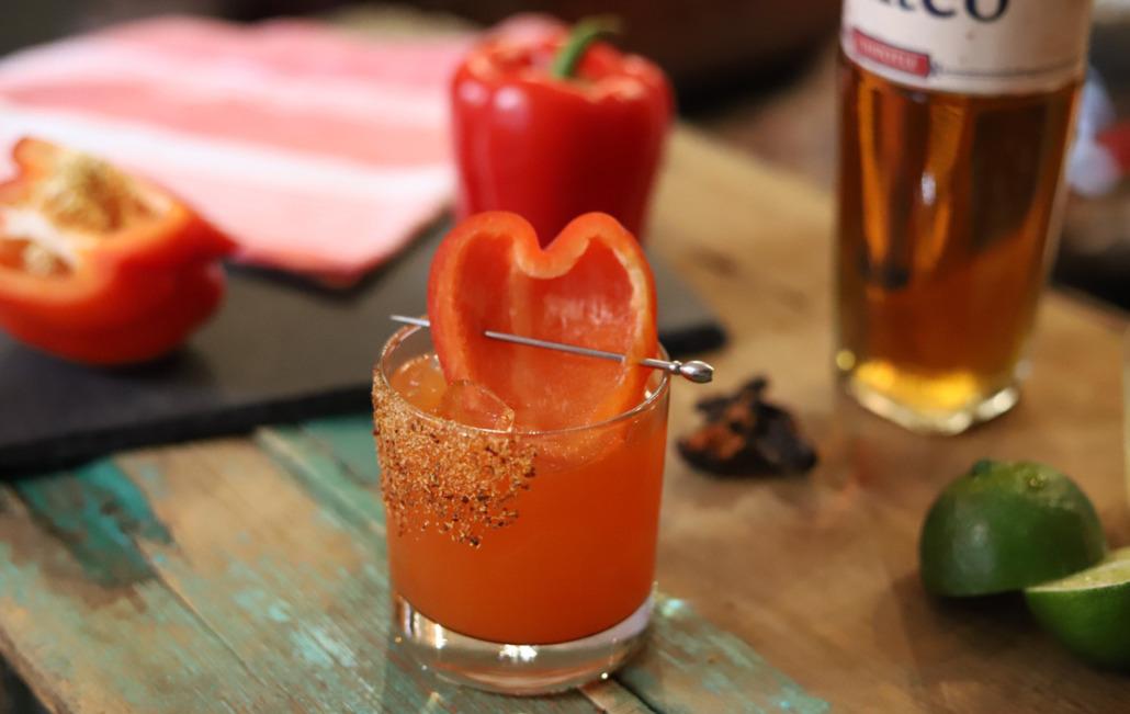 Tanteo Tequila Spicy Love Margarita