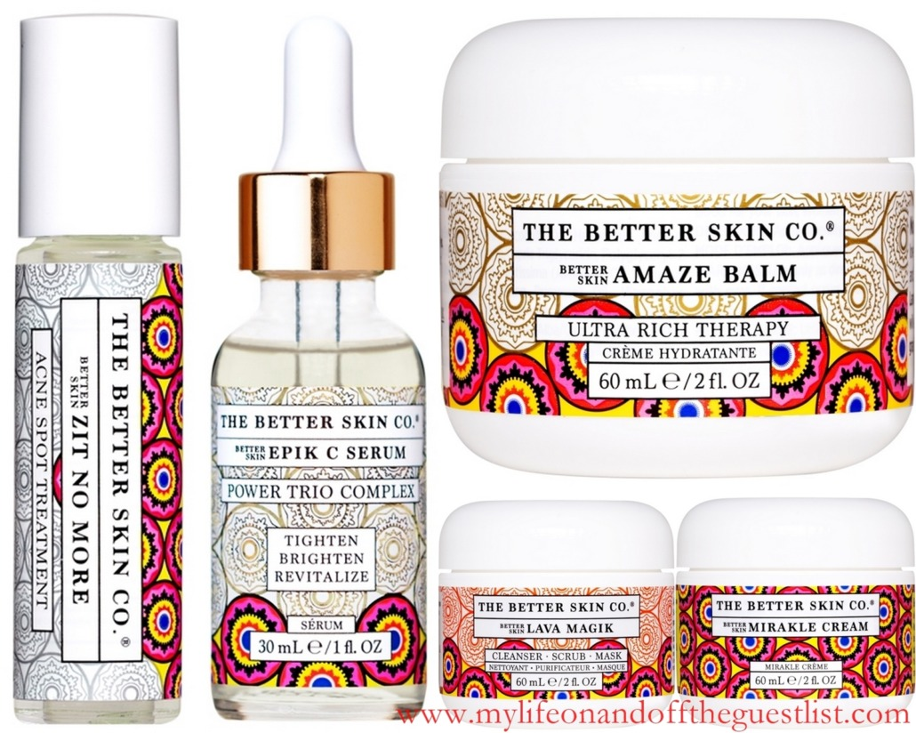 The Better Skin Co.: Practice Self Love & Self Care This Galentine's Day