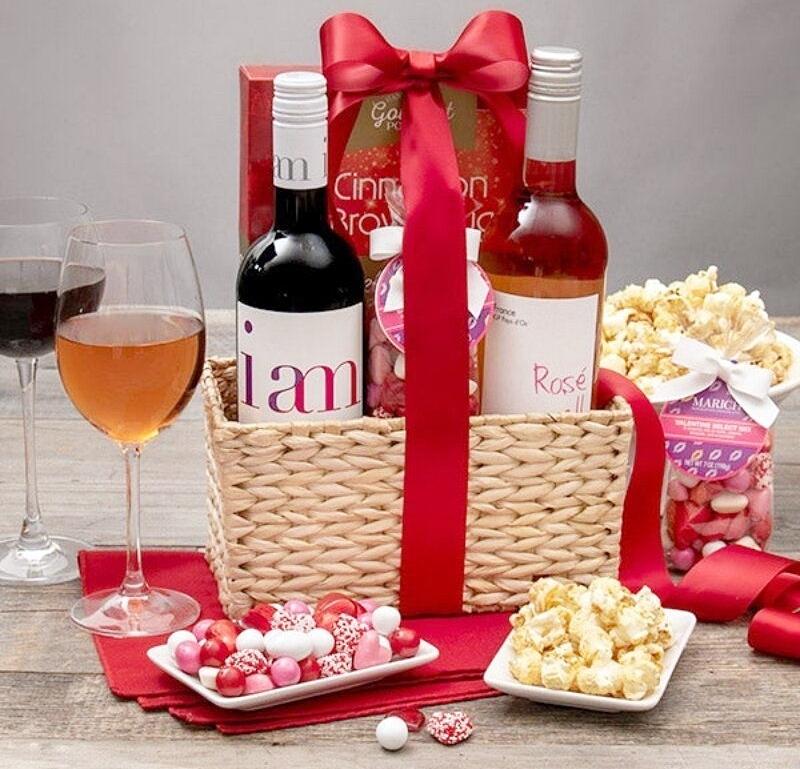 Valentine's Day Wine Duo