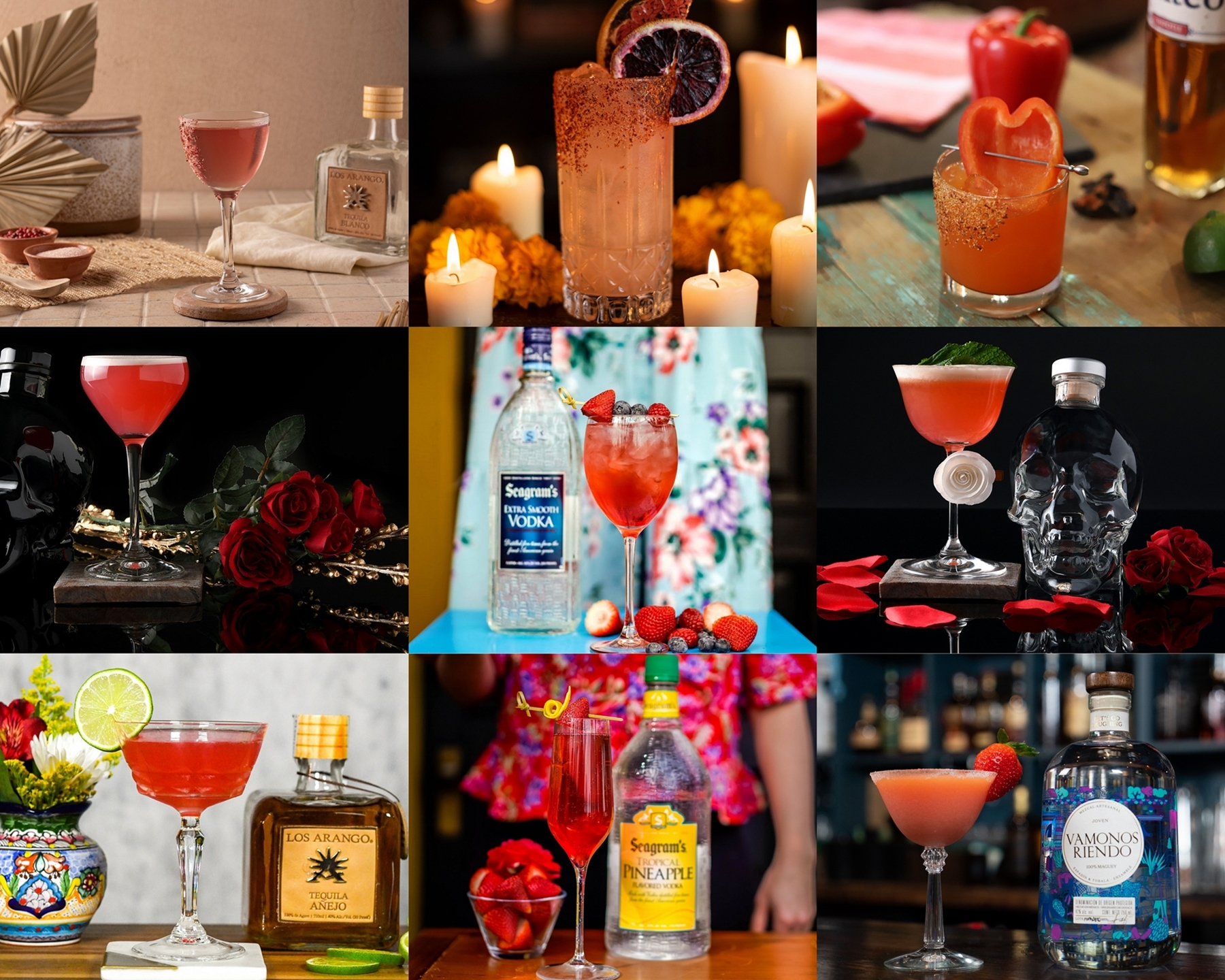 Valentine's Day and Galentine's Day Cocktails: Here's to Celebrating Love