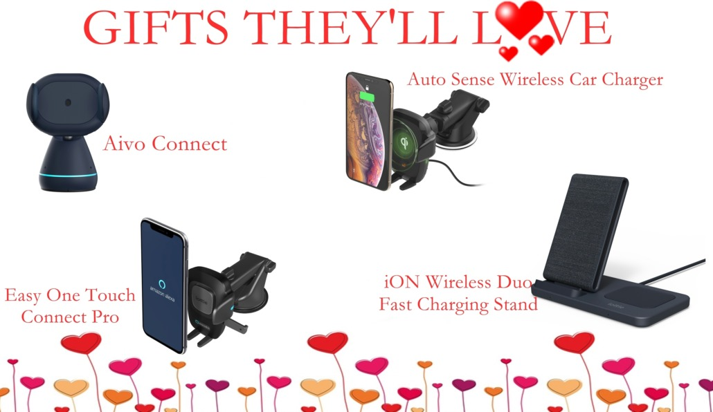 iOttie: Best Galentine's and Valentine's Day Gifts for Family & Friends