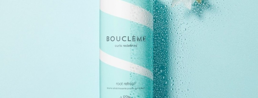 Bouclème Root Refresh: The Alternative to Dry Shampoo for Curly Hair