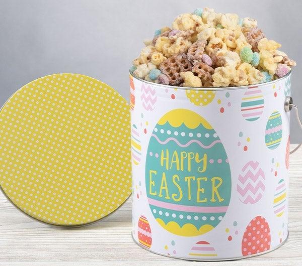 Bunny Munch Popcorn Tin
