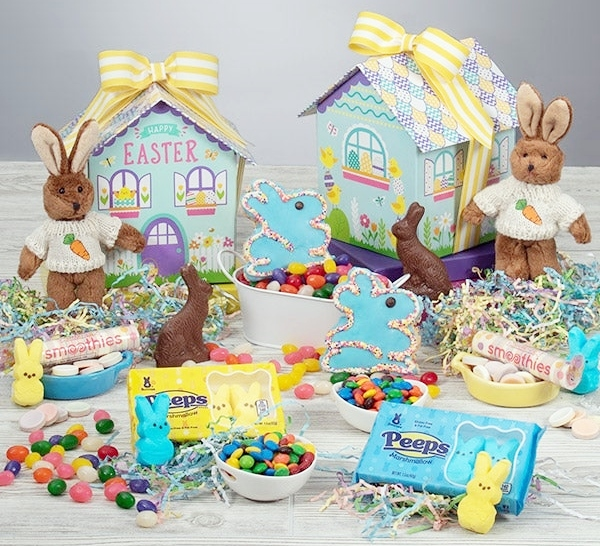 Easter Foodie Gifts and Gift Baskets from Gourmet Gift Baskets