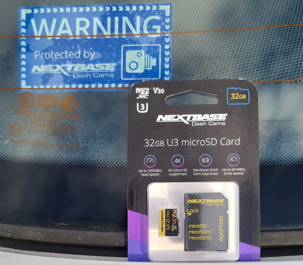 Getting Your Car Road Trip Ready with Nextbase Dash Cams