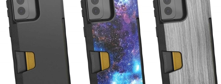 Smartish's New Wallet Slayer Vol. 1 Phone Case for Samsung Galaxy S21