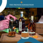 Savor the Smoothness: CAMUS Cognac French Connection Cocktail Kit