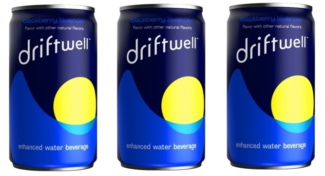 Sip into Relaxation: PepsiCo Launches NEW Wellness Beverage Driftwell