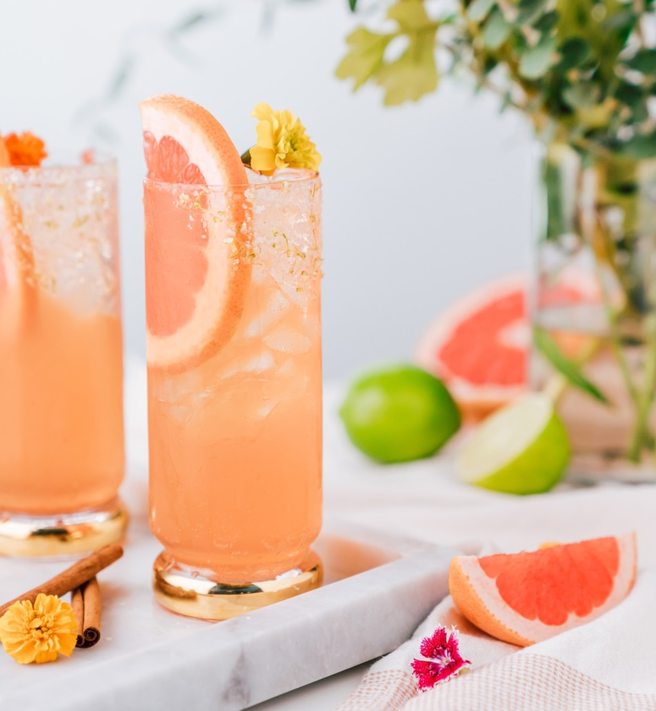 Enjoy Frankly Organic Vodka Brunch Cocktails at Home this Mother's Day
