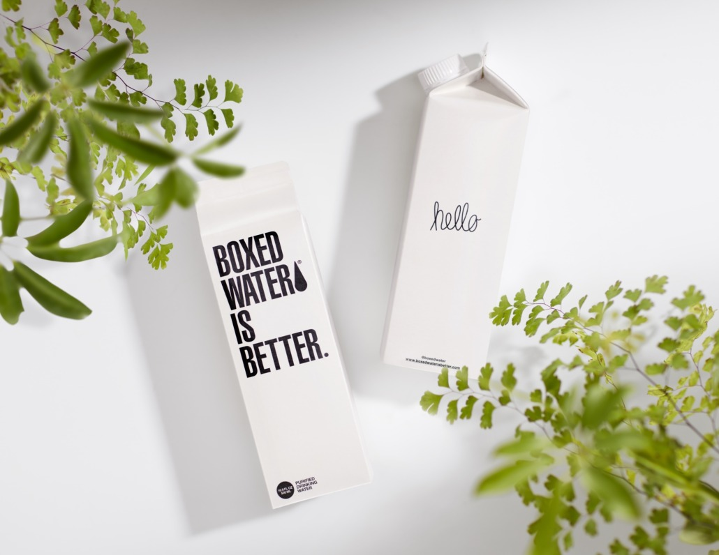 Sustainable Brands: Say Goodbye to Single Use Plastic Water Bottles