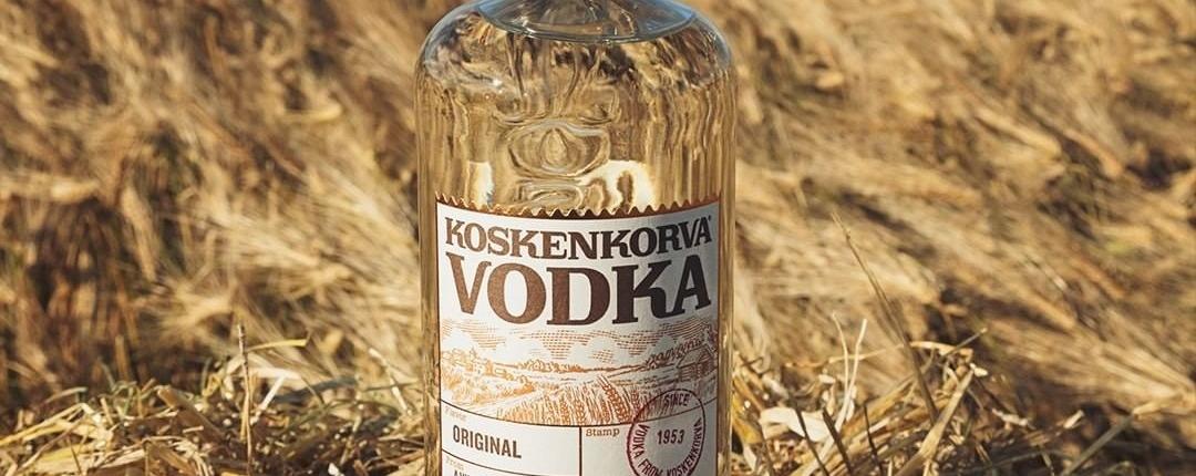 Koskenkorva Vodka: The World's Most Sustainable Vodka