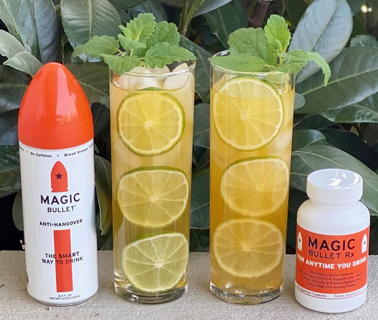 The Anti-Hangover Beverage: Magic Bullet Nutritional Hangover Prevention