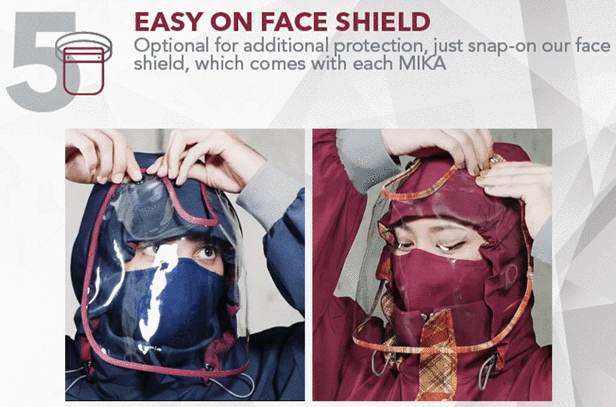 MIKA: Travel Wear to Protect You in the New Normal