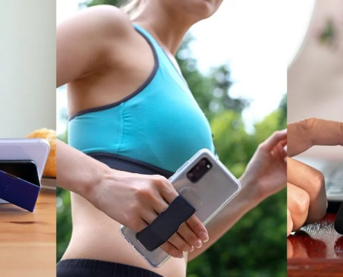 Meet CLCKR: The New Stand and Grip that Enhances Your Device