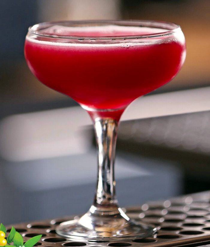 The Red Earl Summer Drink