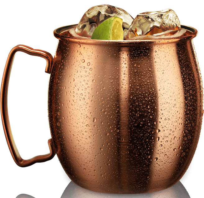 The Monte Mule Cocktail