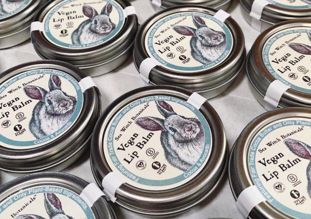 Sea Witch Botanicals Vegan Lip Balm
