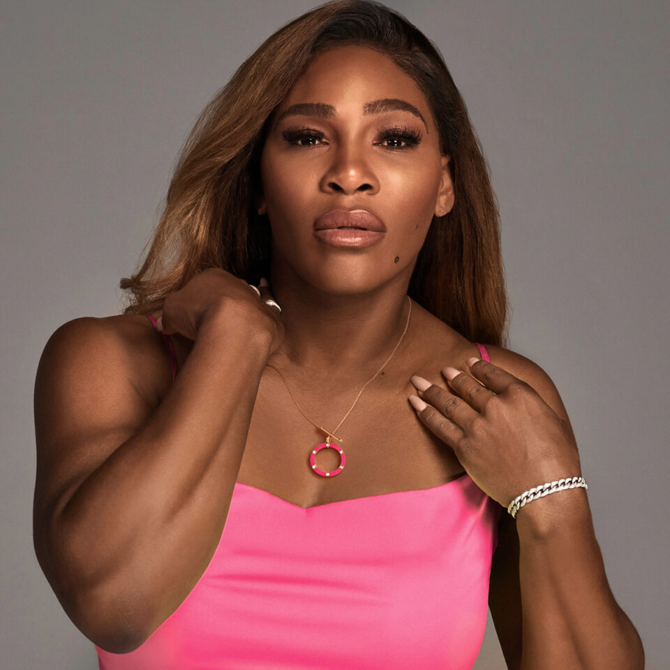 Serena Williams Launches Collection to Support Small Black-Owned Businesses