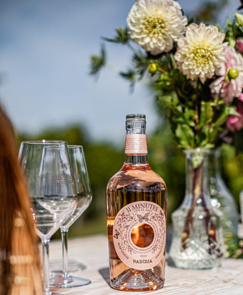 Pasqua Winery 11 Minutes Rosé Trevenezie IGT 2020