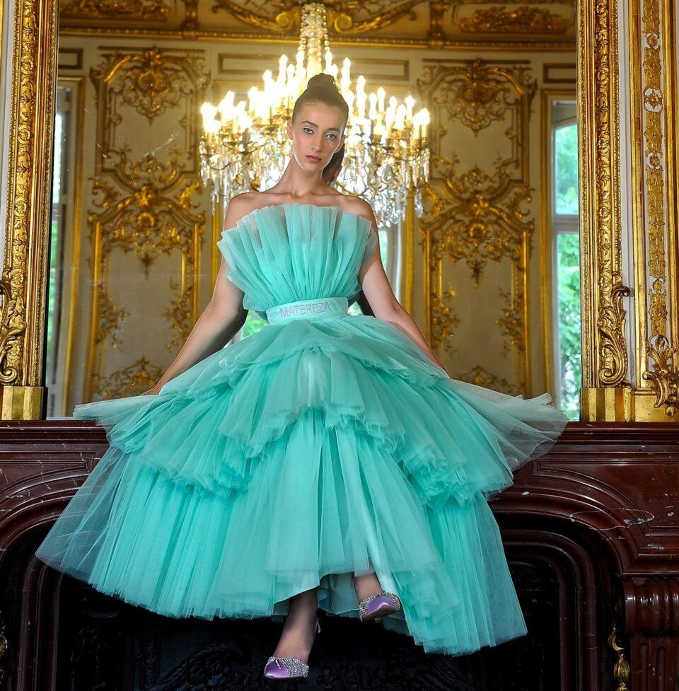 Paris Haute Couture Fashion Week: MaTereza Fall/Winter 2021-2022