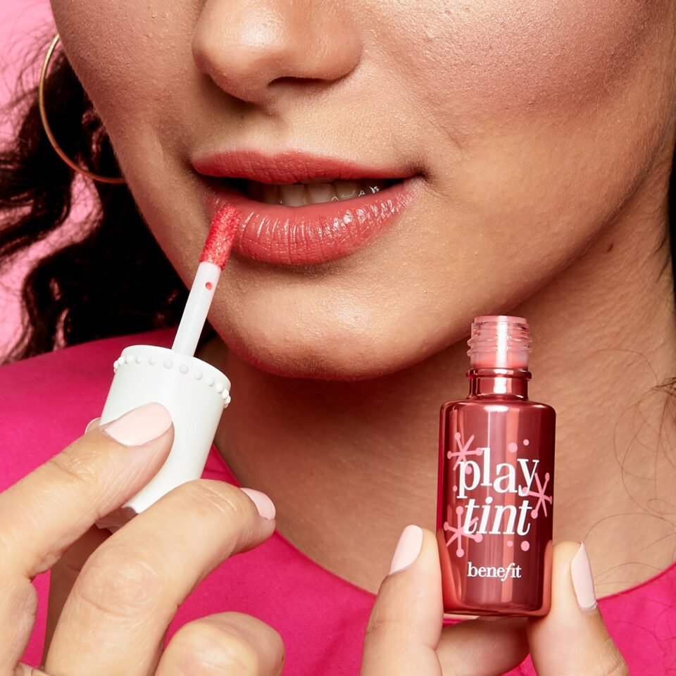 What's NEW in Beauty: Benefit Cosmetics Playtint Lip & Cheek Stain